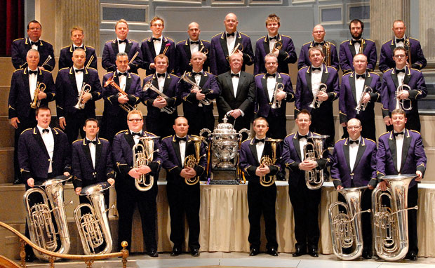 Brighouse and Rastrick Band - UK